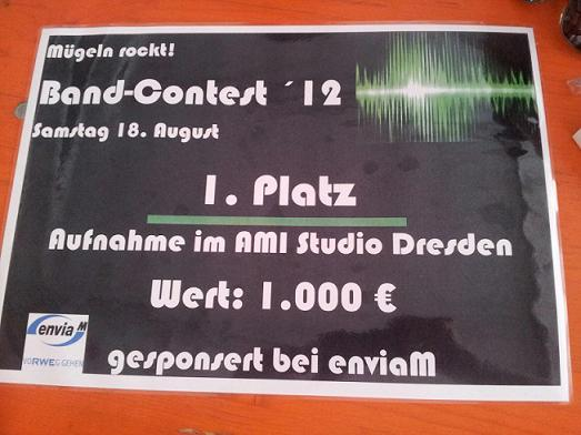 Band Contest in Mügeln